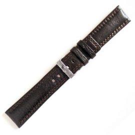 Imagine curea ceas piele naturala 11K22-20-249 nr.1
