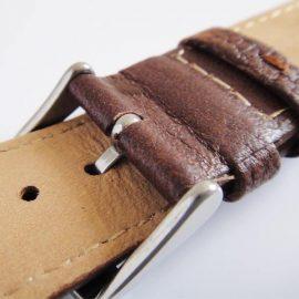 Imagine curea ceas piele naturala 07H15-20-261 nr.7